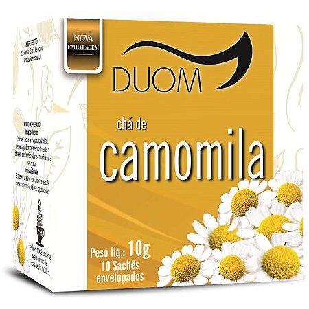 CHA DE CAMOMILA 10 SACHES