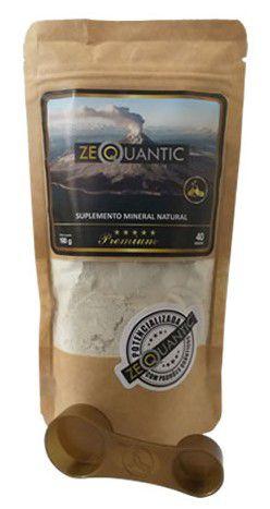 Zeólita Clinoptilolita Premium Potencializada em pó 100g