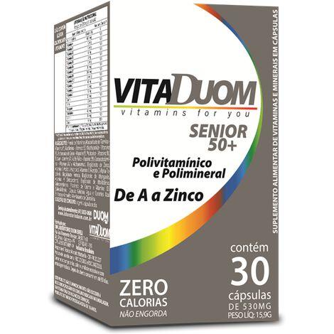 VITADUOM SENIOR 30 CÁPSULAS DUOM