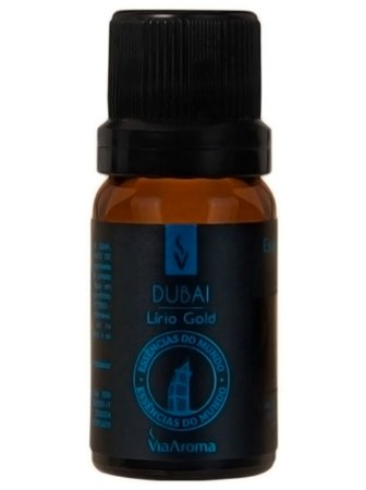 ESSÊNCIA DO MUNDO DUBAI 10ML VIA AROMA