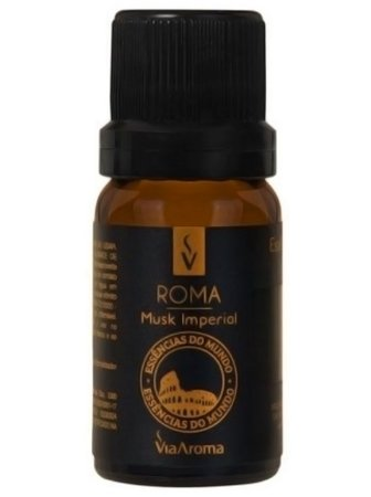ESSÊNCIA DO MUNDO ROMA 10ML VIA AROMA