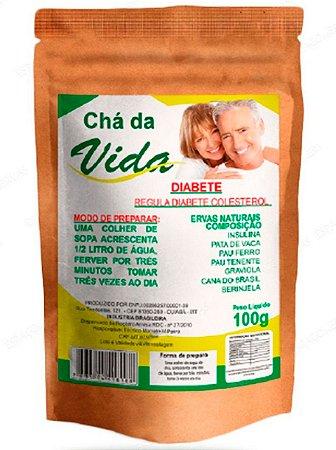 CHÁ DA VIDA 100G