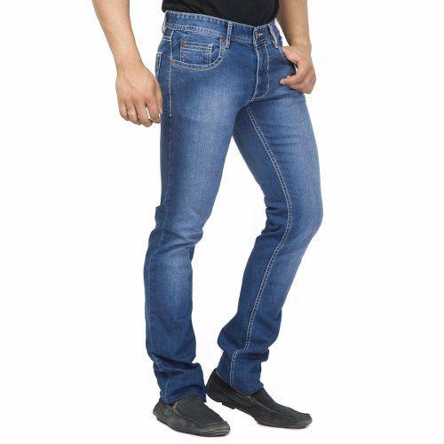 Calça Jeans  Masculina SLIM  ( combo / Grade com 12 peças )