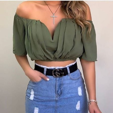 Top Cropped Fashion, Vendas no Atacado e Varejo