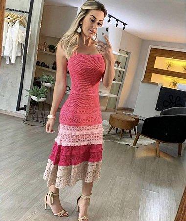 Vestido Tricot, Tendência da Moda