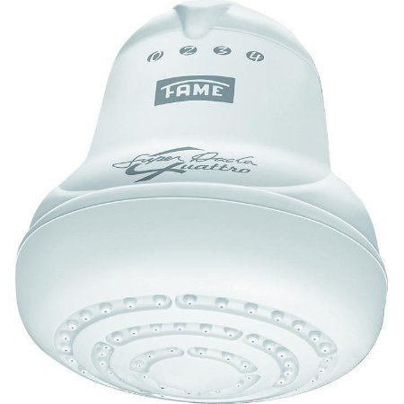 Ducha fame super ducha 4t keni distribuidora for Duchas electricas modernas