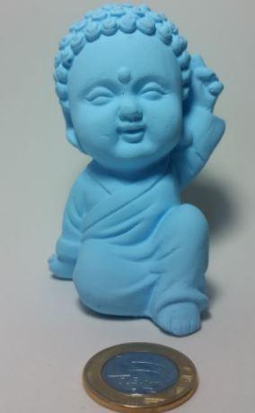 Budinha da Paz mini - 9cm