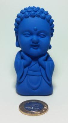 Budinha da Felicidade mini - 9cm
