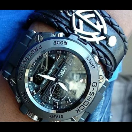59d3c4a6c54 Relógio G-SHOCK Masculino Prova D água!!!! - TecMais Informática ...