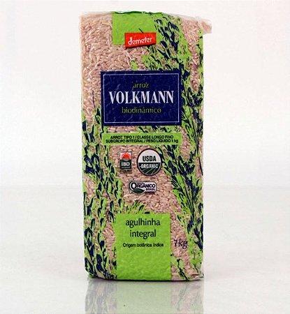 Arroz Volkmann Agulinha Polido 1kg