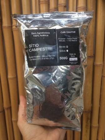 Café Gourmet Orgânico Artesanal Torra Forte 500g
