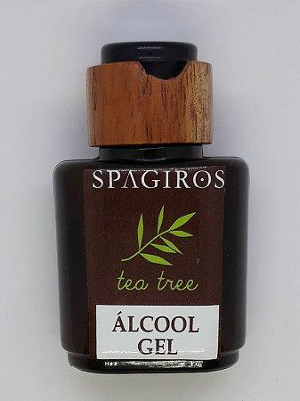 Álcool Antisséptico em Gel de Tea Tree 20ml