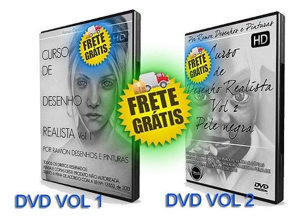 KIT DVD VOLUME 1 E DVD VOLUME 2