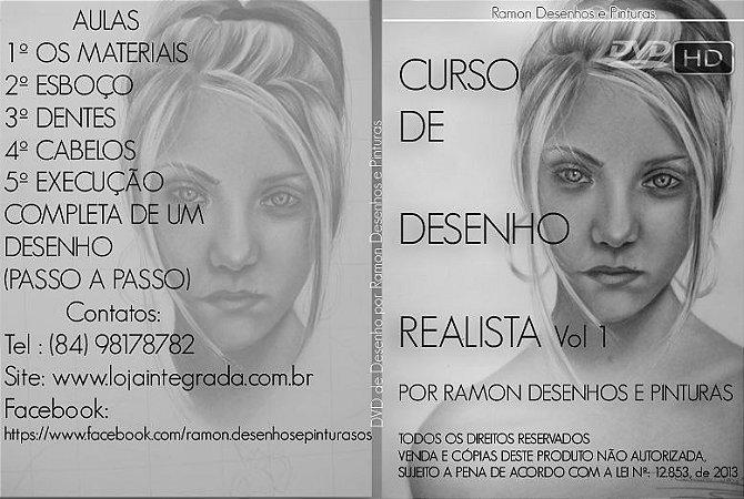 Curso Online de Desenho Realista vol1.