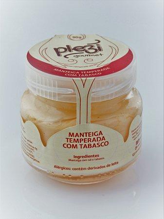 Manteiga Temperada com Pimenta Tabasco