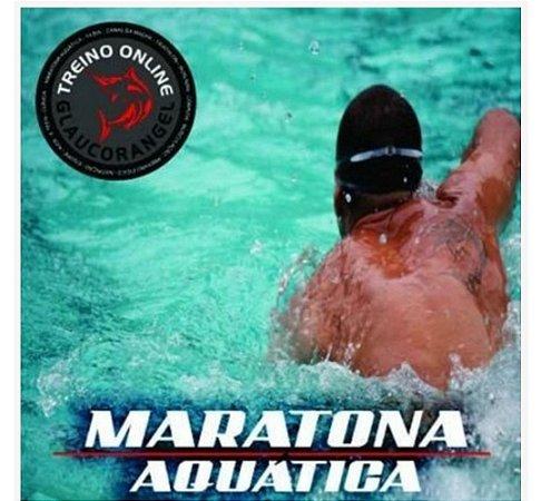Plano semestral maratona aquática