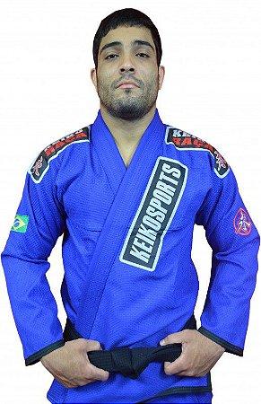 Kimono Serie Limitada Azul Royal - Keiko Sports