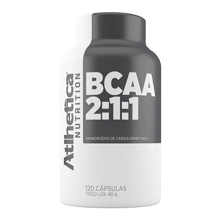 BCAA 2:1:1 120 caps - Atlhetica