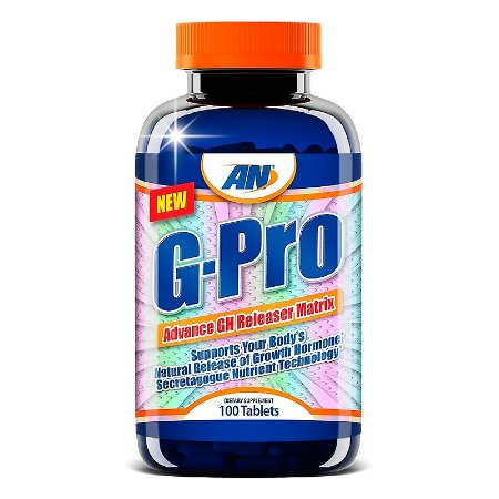 G-Pro 100 tabs - Arnold Nutrition