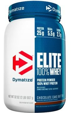 Elite 100% Whey - Dymatize