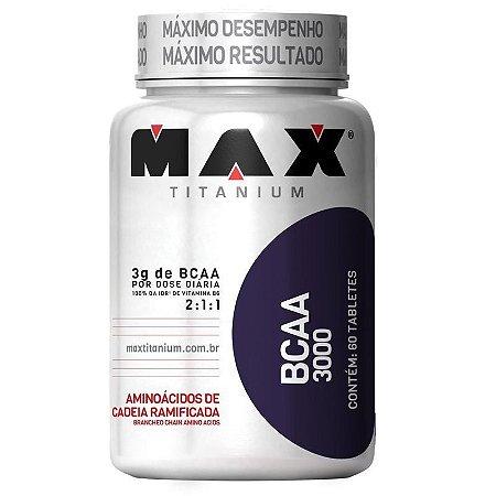 Bcaa 3000 60 tabs - Max Titanium