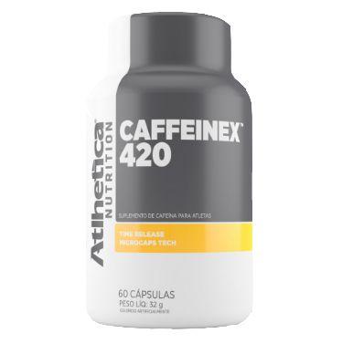 Caffeinex 60 caps - Atlhetica