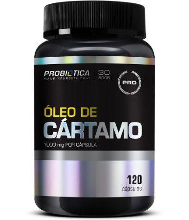 Óleo de Cártamo 120 caps - Probiotica