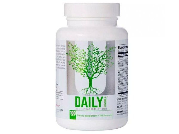 Daily Formula  (100 TABS) - Universal Nutrition