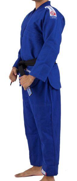 Kimono Jiu Jitsu Adulto Azul -  Torah