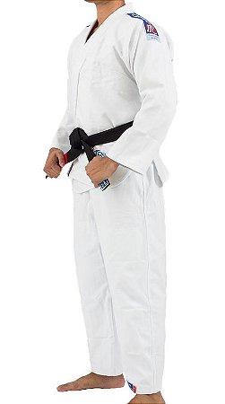 Kimono Jiu Jitsu Adulto Branco - Torah