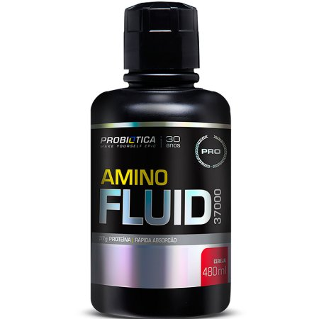 Amino Fluid 3700 (480ml) - Probióitca