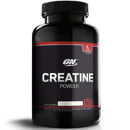 Creatine Powder Black Line (150g) - Optimum Nutrition