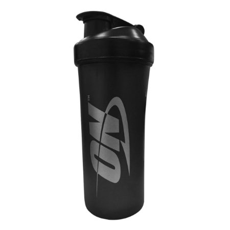 Coqueteleira Preto 700 ml - Optimum Nutrition