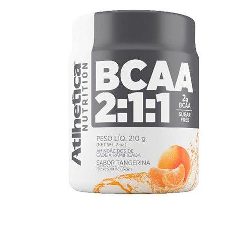 BCAA 2:1:1 (210g) – Atlhetica Nutrition