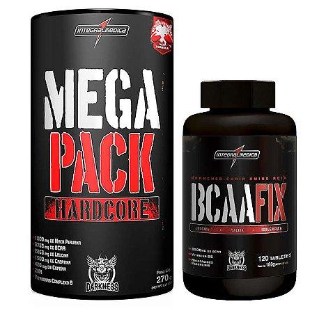 Mega Pack 30shs + Bcaa Fix 120tabs - Integralmedica