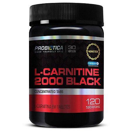 L-Carnitine 2000 Black - Probiotica