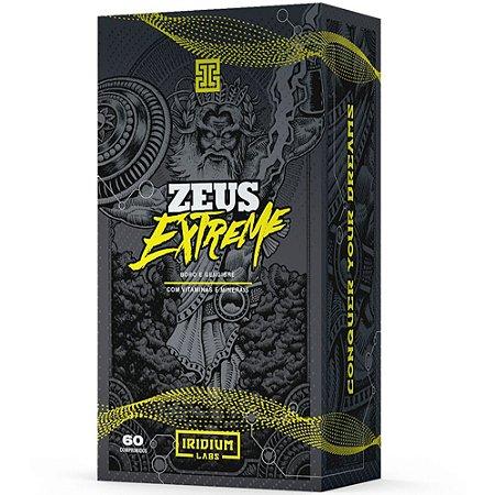 Zeus Extreme 60 caps - Iridium Labs