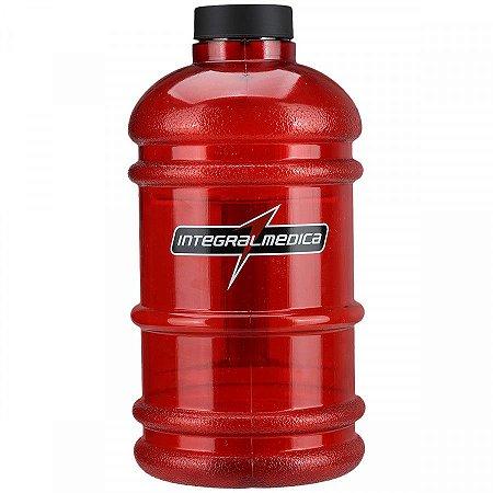 Galão d'água Body Size Vermelho 2,2L - Integralmedica
