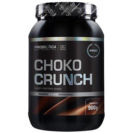 Choko Crunch Whey Protein Shake 900 g Chocolate - Probiotica