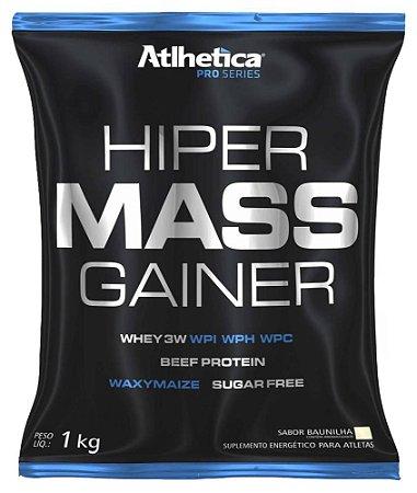 Hiper Mass Gainer 1 kg - Atlhetica