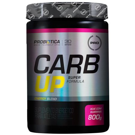 Carb Up Super Fórmula 800g