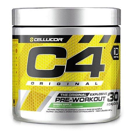 C4  Pré Treino Original 30 doses - Cellucor