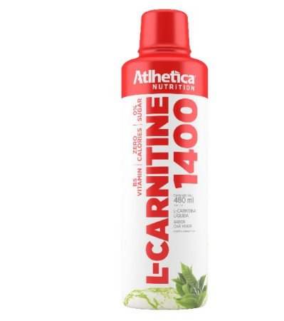 L-Carnitine 1400 Pro Series (480ml) - Atlhetica Nutrition