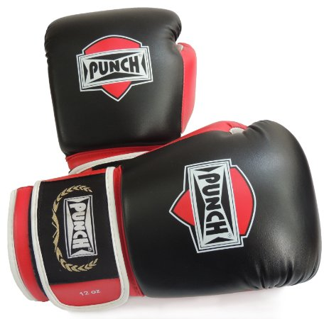Luva de Boxe/Muay Thai - Punch
