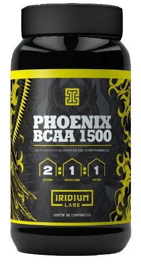 Phoenix BCAA 1500 90 comps - Iridium
