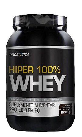 Hiper 100% Whey 900g - Probiotica