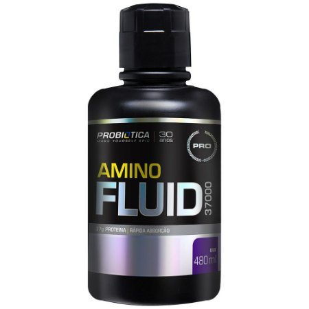 Amino Fluid 37000 480 ml - Probiotica