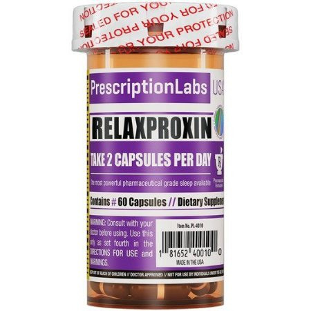 Relaxproxin 60 caps - Prescription Labs