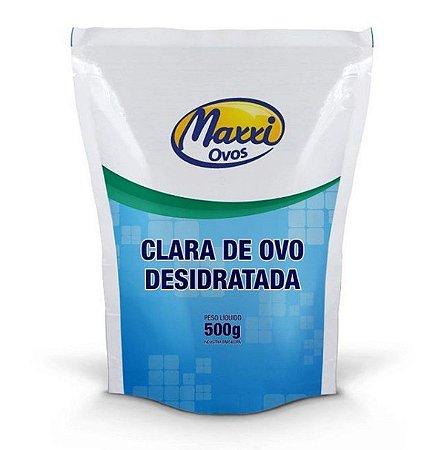 Albumina 500 g - Maxxi Ovos