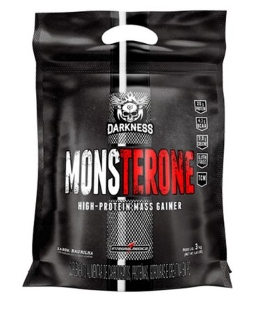 Massa Monsterone 3kg - Integralmedica